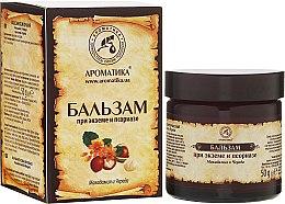 Parfémy, Parfumerie, kosmetika Balzám na lupénku a ekzémy Makadamia a Dvouzubec - Aromatika