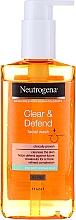 Parfémy, Parfumerie, kosmetika Čisticí gel - Neutrogena Visibly Clear Spot Proofing Daily Wash