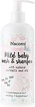 Parfémy, Parfumerie, kosmetika Emulze pro mytí dětí - Nacomi Baby Emulsia