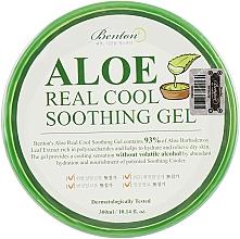 Parfémy, Parfumerie, kosmetika Univerzální zklidňující gel s aloe 93% - Benton Aloe Real Cool Soothing Gel