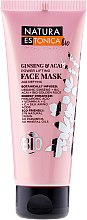 Parfémy, Parfumerie, kosmetika Liftingová maska na obličej - Natura Estonica Ginseng & Acai Face Mask