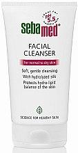 Parfémy, Parfumerie, kosmetika Čisticí přípravek pro normální až suchou pleť - Sebamed  Facial Cleanser For Normal & Dry Skin