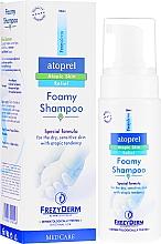 Parfémy, Parfumerie, kosmetika Šampon- pěna na vlasy - Frezyderm Atoprel Foamy Shampoo