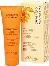 """Parfémy, Parfumerie, kosmetika Ultra výživný noční krém na obličej """"Vitaminový koktejl"""" - Le Cafe de Beaute Vitamin Cream Coctail"""