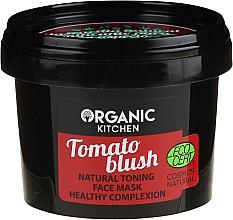 Parfémy, Parfumerie, kosmetika Maska na obličej Tomato - Organic Shop Organic Kitchen Fase Mask