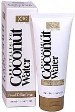 Parfémy, Parfumerie, kosmetika Krém na ruce a nehty - Xpel Marketing Ltd Coconut Water Hand & Nail Cream