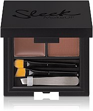 Parfémy, Parfumerie, kosmetika Sada pro obočí - Sleek MakeUP Brow Kit