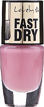 Parfémy, Parfumerie, kosmetika Lak na nehty - Lovely Fast Dry Nail Polish