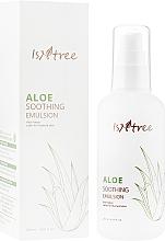 Parfémy, Parfumerie, kosmetika Zklidňující lotion s extraktem z aloe - Isntree Aloe Soothing Emulsion