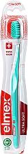 Parfémy, Parfumerie, kosmetika Zubní kartáček ultra měkký, tyrkysový - Elmex Swiss Made Ultra Soft Toothbrush