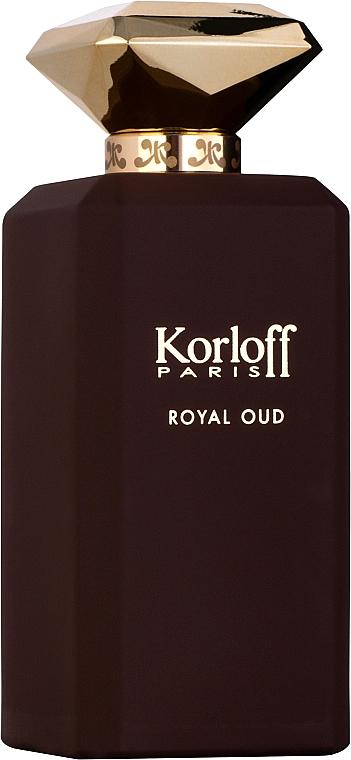 Korloff Paris Royal Oud - Parfémovaná voda — foto N1