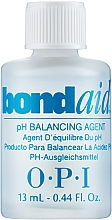 Parfémy, Parfumerie, kosmetika Přípravek pro obnovení pH rovnováhy nehtů - O.P.I. Bond-Aid pH Balancing Agent