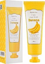 Parfémy, Parfumerie, kosmetika Krém na ruce s bananovým extraktem - FarmStay I Am Real Fruit Banana Hand Cream
