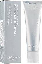 Parfémy, Parfumerie, kosmetika Remineralizacní bělicí zubní pasta - WhiteWash Laboratories Remineralising Whitening Toothpaste