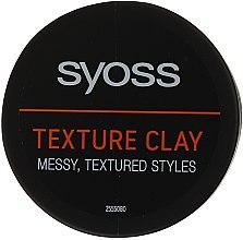 Parfémy, Parfumerie, kosmetika Texturizační hlína na vlasy - Syoss Texture Clay