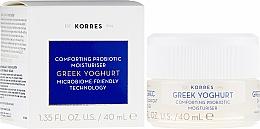 Parfémy, Parfumerie, kosmetika Hydratační krém s řeckým jogurtem pro normální a kombinovanou pleť - Korres Greek Yoghurt Comfort Probiotic Moisturiser