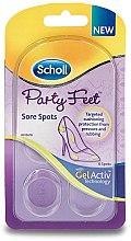 Parfémy, Parfumerie, kosmetika Gelové poštářky pro citlivé oblasti - Scholl Gel Activ Party Feet Sore Spots
