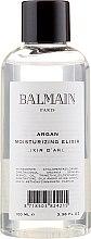 Parfémy, Parfumerie, kosmetika Hydratační elixír s arganovým olejem - Balmain Paris Hair Couture Argan Moisturizing Elixir