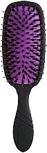 Parfémy, Parfumerie, kosmetika Kartáč pro lesk vlasů, černý - Wet Brush Pro Shine Enhancer Blackout