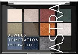 Parfémy, Parfumerie, kosmetika Paleta na líčení - Astra Make-up The Temptation Palette