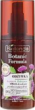 "Parfémy, Parfumerie, kosmetika Kondicionér ve spreji pro mastné vlasy ""Kopřiva a lopuch"" - Bielenda Botanic Formula Burdock & Nettle Spray Conditioner"