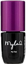 Parfémy, Parfumerie, kosmetika Top pro gel lak - MylaQ My Top