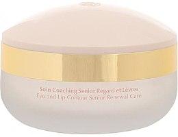 Parfémy, Parfumerie, kosmetika Krém na obrys očí a rtů - Stendhal Recette Merveilleuse Eye And Lip Contour Senior Renewal Care