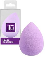 Parfémy, Parfumerie, kosmetika Houbička na líčení, fialová - Ilu Sponge Raindrop Purple