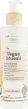 Parfémy, Parfumerie, kosmetika Hydratační čistící mléko - Bielenda Vegan Muesli Moisturizing Face Cleaning Milk