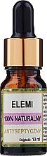 "Parfémy, Parfumerie, kosmetika Přírodní olej ""Elemi"" - Biomika Oil Elemi"