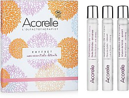 Parfémy, Parfumerie, kosmetika Acorelle Mes Essentiels Detente - Sada (parfum/roll-on/3x10ml)