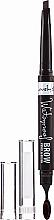 Parfémy, Parfumerie, kosmetika Voděodolná tužka na obočí - Lovely Waterproof Brow Pencil