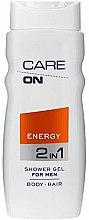 Parfémy, Parfumerie, kosmetika Sprchový gel 2v1 - Care On Energy Gel Shower