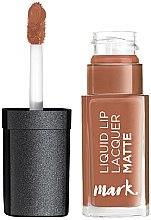 Parfémy, Parfumerie, kosmetika Matná rtěnka - Avon Mark Liquid Lip Lacquer Matte