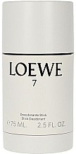 Parfémy, Parfumerie, kosmetika Loewe 7 Loewe - Deodorant stick