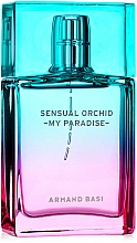Parfémy, Parfumerie, kosmetika Armand Basi Sensual Orchid My Paradise - Toaletní voda