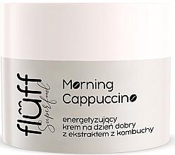 Parfémy, Parfumerie, kosmetika Denní krém na obličej - Fluff Morning Cappuccino Day Face Cream
