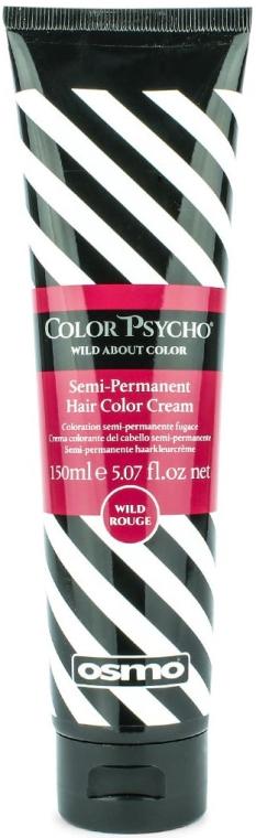 Odolná krém-barva na vlasy - Osmo Color Psycho Hair Color Cream