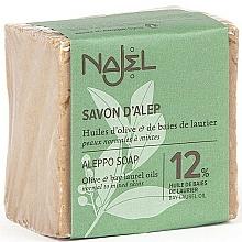 Parfémy, Parfumerie, kosmetika Mýdlo - Najel 12% Aleppo Soap