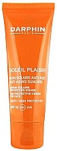 Parfémy, Parfumerie, kosmetika Anti-age opalovací krém SPF 30 - Darphin Soleil Plaisir Anti-Ageing Suncare