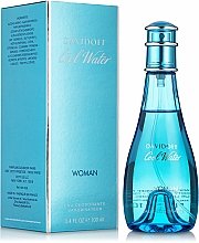 Parfémy, Parfumerie, kosmetika Davidoff Cool Water woman - Deodorant