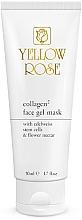 Parfémy, Parfumerie, kosmetika Gelová maska s kolagenem - Yellow Rose Collagen2 Gel Mask