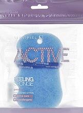 Parfémy, Parfumerie, kosmetika Mýcí peelingová houba, modrá - Suavipiel Active Esponja Peeling