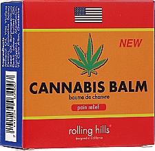 Parfémy, Parfumerie, kosmetika Balzám s konopím - Rolling Hills Organic Cannabis Oil