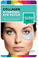 Parfémy, Parfumerie, kosmetika Kolagenové polštářky pod oči - Beauty Face Collagen Hydrogel Eye Mask