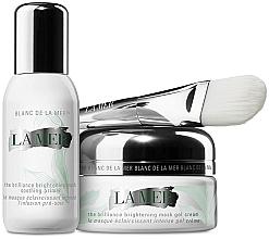 Parfémy, Parfumerie, kosmetika Sada - La Mer The Brilliance Brightening Mask Duo (cr/50ml + primer/30ml)