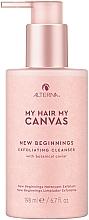Parfémy, Parfumerie, kosmetika Exfoliační a čisticí přípravek na vlasovou pokožku - Alterna My Hair My Canvas New Beginnings Exfoliating Cleanser