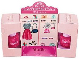 Parfémy, Parfumerie, kosmetika Sada laků na nehty - Snails Me & Mini Me (nail/polish/7ml + nail/polish/9ml)