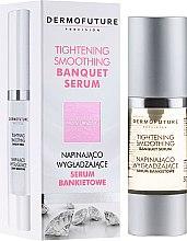 Parfémy, Parfumerie, kosmetika Vyhlazující sérum - DermoFuture Tightening Smoothing Banquet Serum
