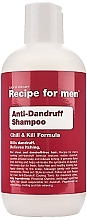 Parfémy, Parfumerie, kosmetika Šampon proti lupům - Recipe for Men Anti-Dandruff Shampoo